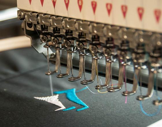 borduren werkkleding
